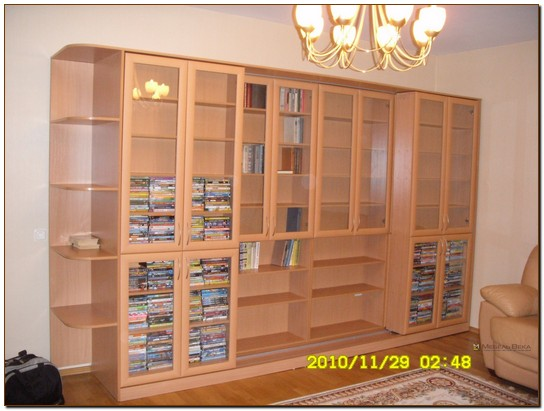 Библиотеки и книжные шкафы