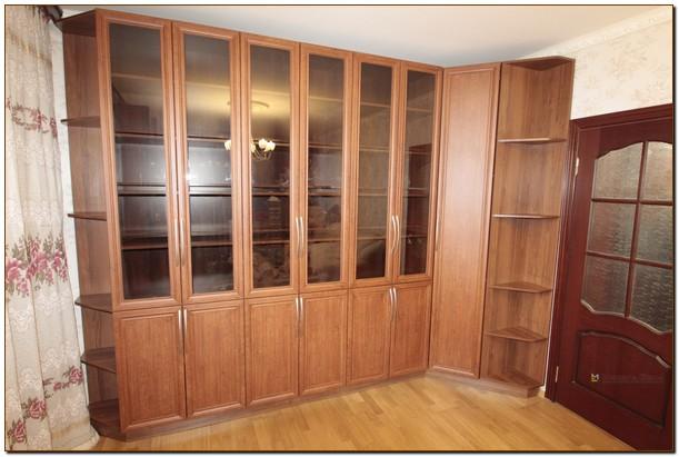 Шкафы-библиотеки