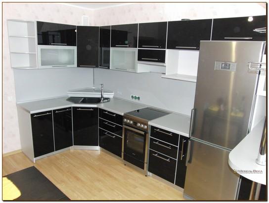 Кухни в стиле hi-tech
