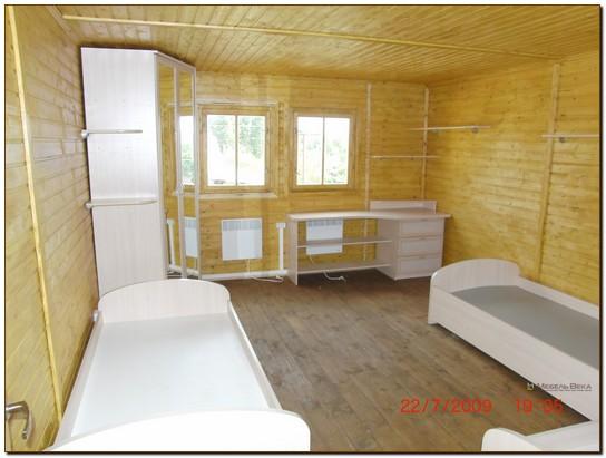 Мебель для лагерей и баз