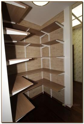 Мебель для складов и кладовок