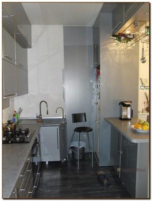Кухни модерн П-образные сложные