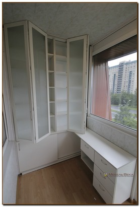 Шкафы с дополнительными элементами