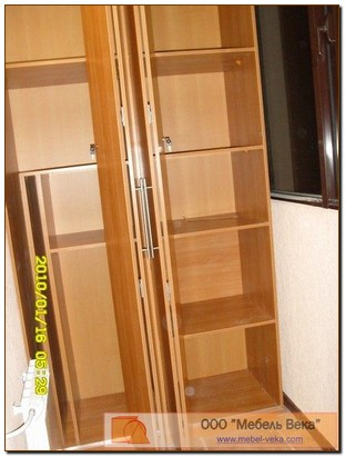Шкафы с двух сторон