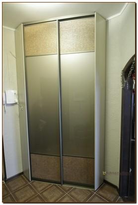 Шкафы-купе угловые корпусные
