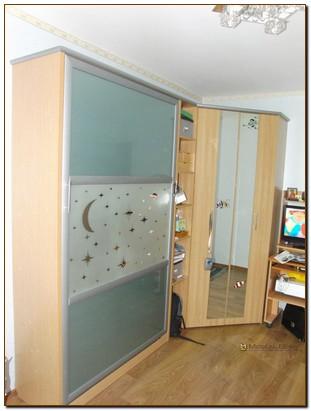 Шкафы угловые в составе гарнитура