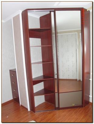 Встроенные шкафы угловые