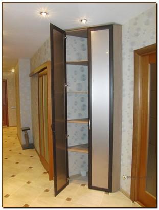 Шкафы угловые встроенные