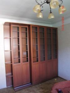 05-2 библиотека раздвижная библиотека на заказ
