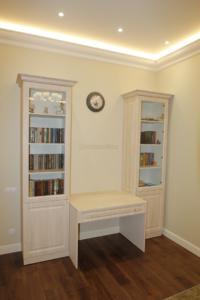 16 рабочий стол с библиотекой