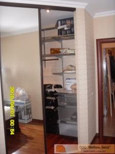 07-1 гардеробная комната на заказ