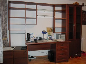 03 мебель для комнаты на заказ