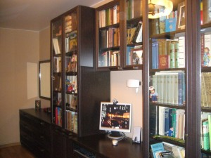 01-1 мебель для комнаты на заказ