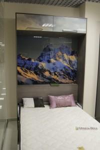 09-3 кровать подъёмные кровать на заказ