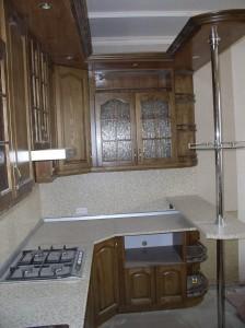16 кухня классическая