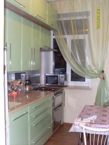 47 кухни модерн-маленькая