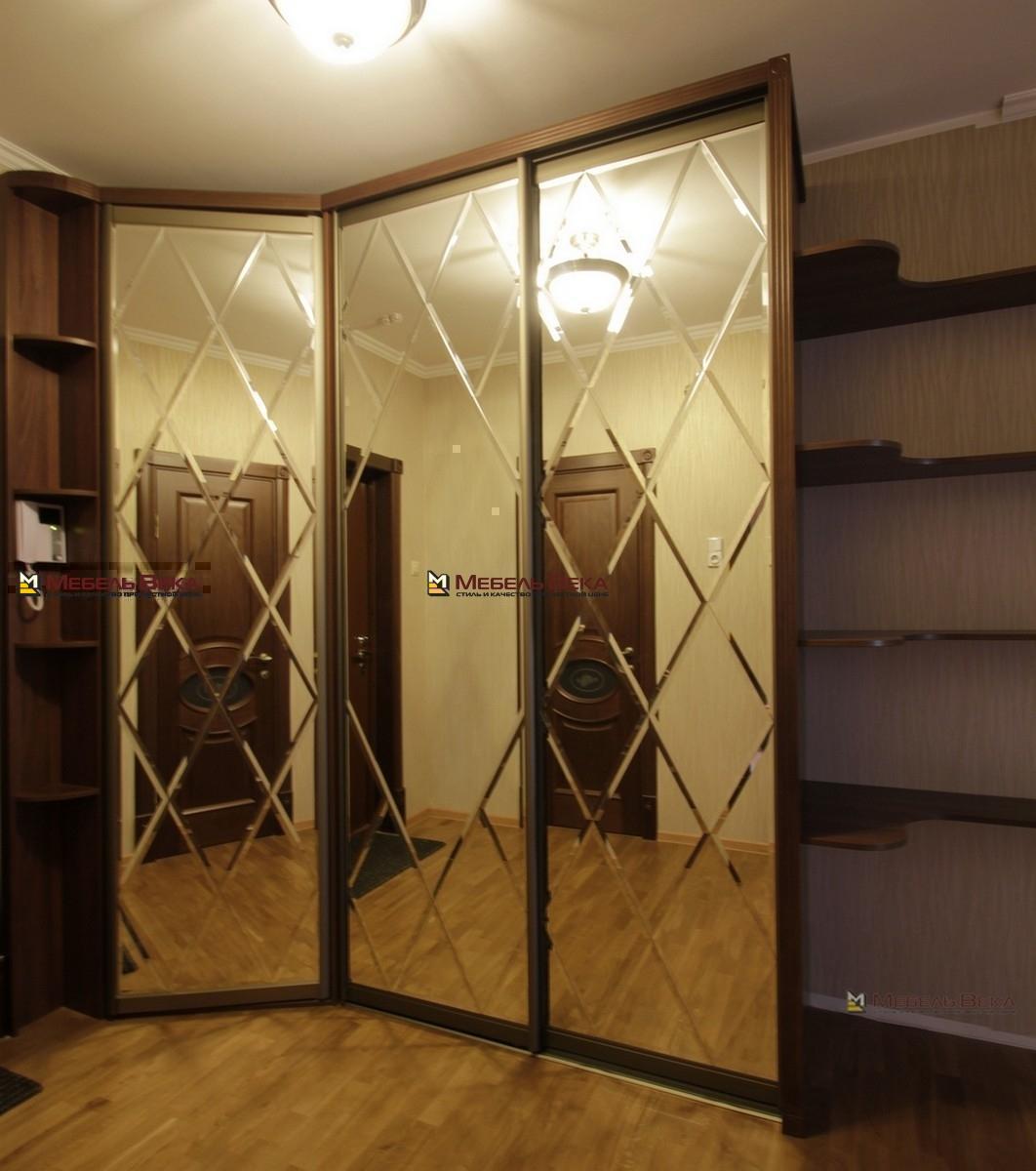 Галерея - шкафы угловые изготовление корпусной мебели на зак.