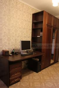 34 стол в кабинет и шкаф