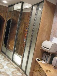 55-1 встроенная мебель на заказ