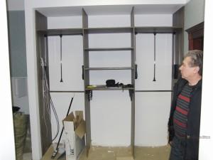 64 встроенная мебель на заказ