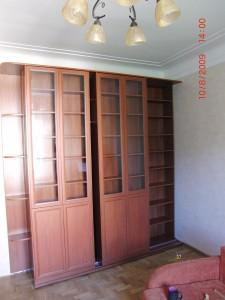 05-1 библиотека раздвижная библиотека на заказ