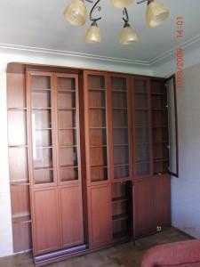 05-3 библиотека раздвижная библиотека на заказ