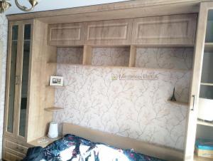 15 спальня шкаф кровать