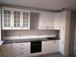 20 кухня прованс белая