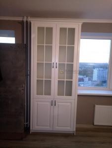 20-1 шкаф для кухни прованс белый