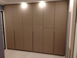 33 встроенный распашной шкаф эксклюзив