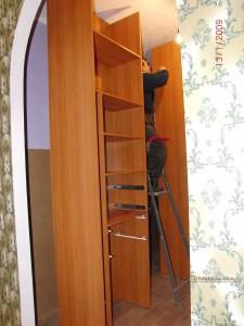 25-1 встроенная мебель на заказ